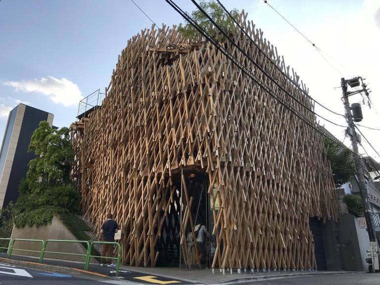 5 Gedung Dengan Desain Arsitektur Futuristik Dan Instagramable Di Tokyo