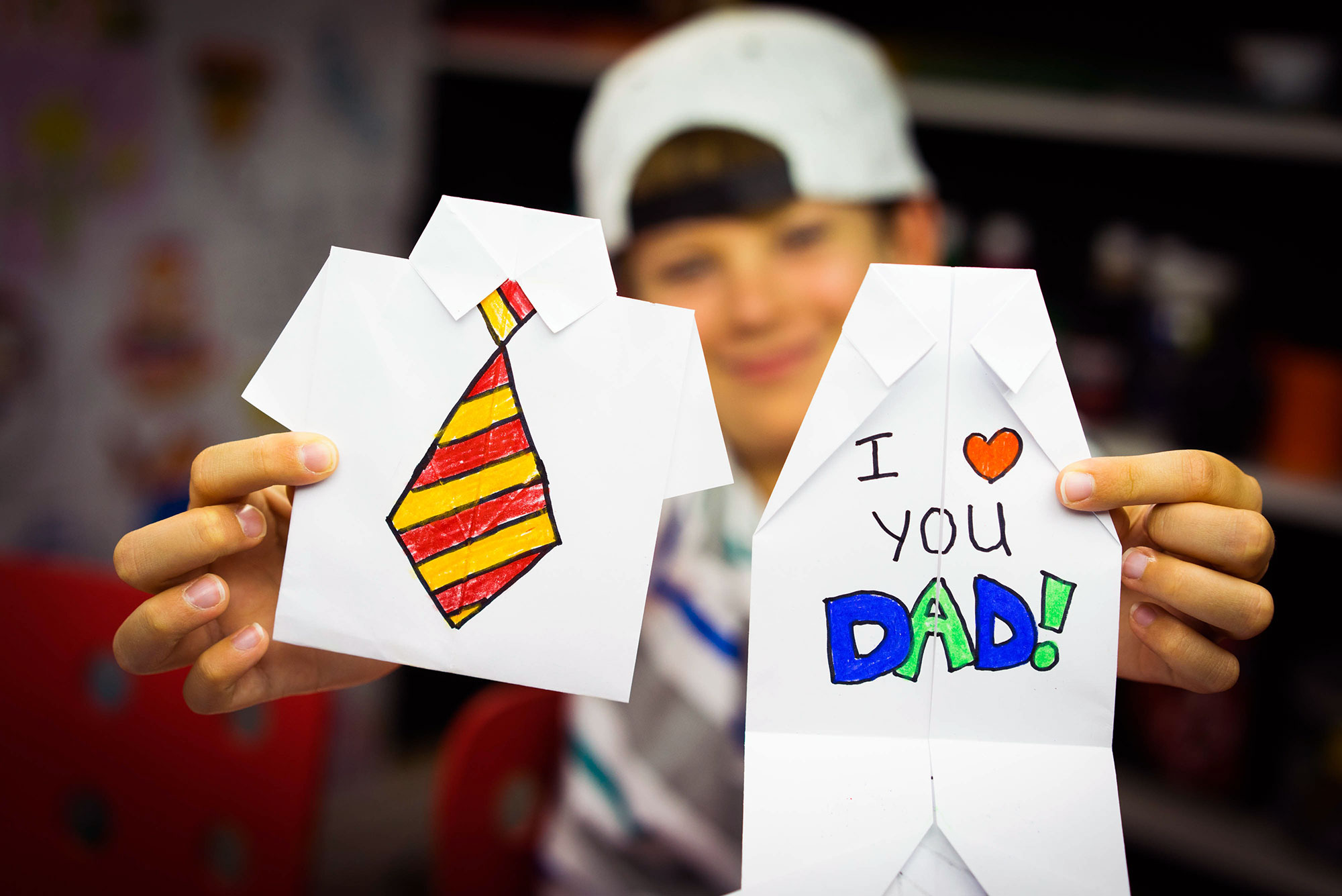 How To Fold An Origami Shirt As A Father S Day Card