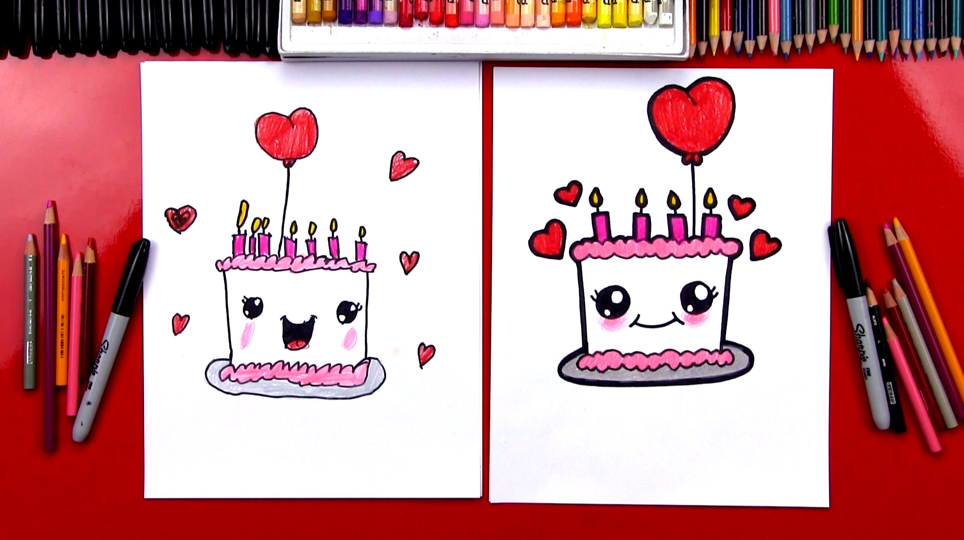 06/09/2019· how to draw my family for kids | happy family easy drawing step by stepdrawing for beginnereasy drawing for kidsdrawing video drawing lessons drawing1 practi. How To Draw A Cute Birthday Cake