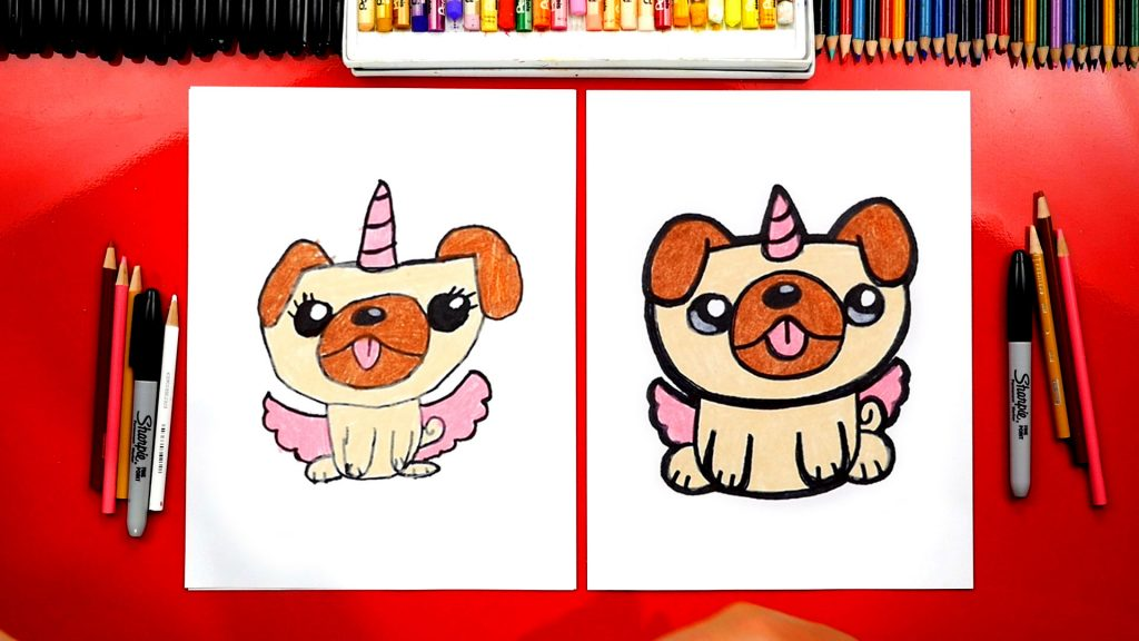 Dogs Archives Art For Kids Hub