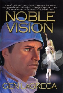 Noble Vision by Gen LaGreca