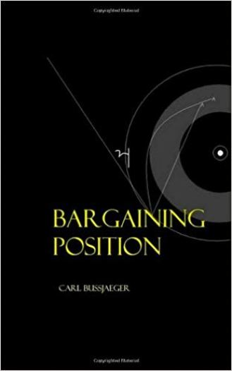 Bargaining Position free libertarian sci fi novel cover