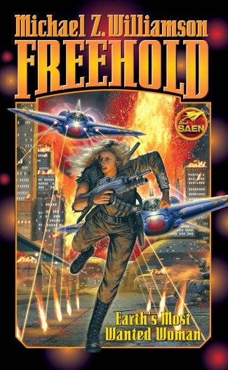 freehold free libertarian sci fi novel cover