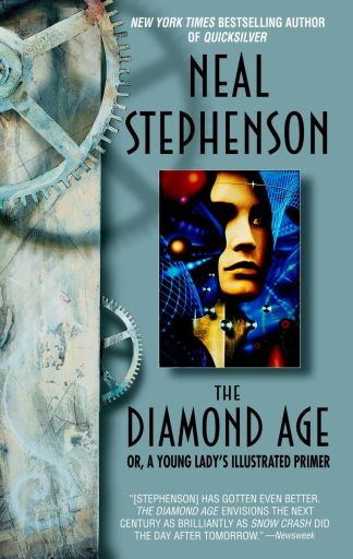 libertarian science fiction book diamond age