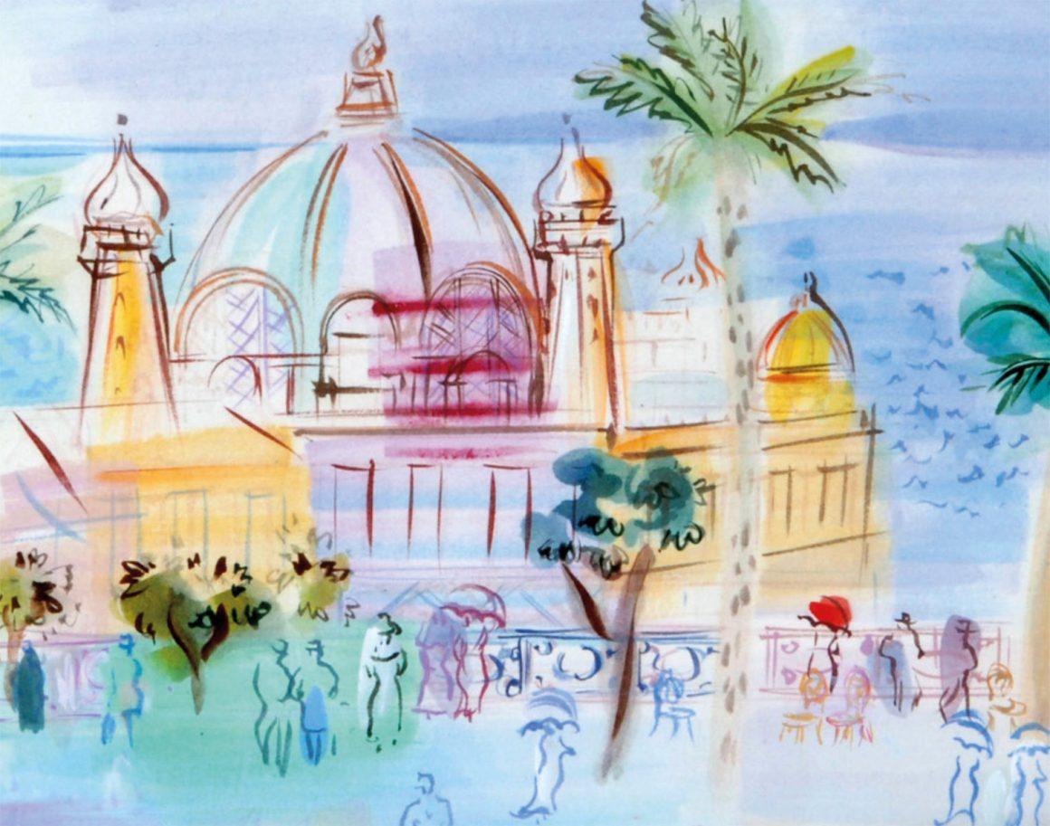 Raoul Dufy - un bel exemple de l'association Bonheur et Art