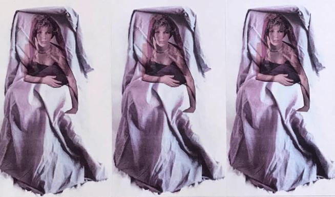 Monika von Eschenbach, Fata Morgana - The abandoned chair, detail