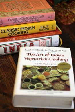 Art of Indian Vegetarian Cooking