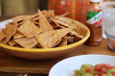 Brown Rice Tortilla Chips