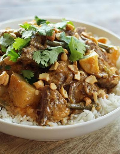 Red Curry Beef Pot Roast