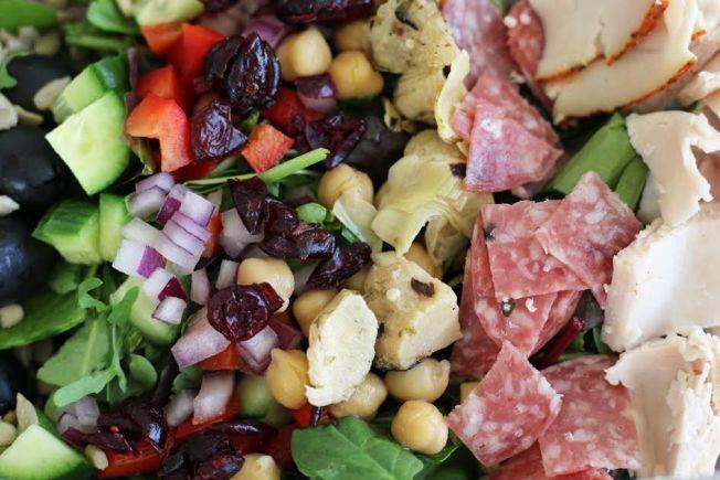 Meal Planning - Italian Chopped Salads | artfuldishes.com