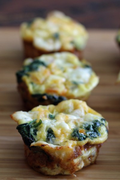 Mini Frittata Breakfast Protein Boxes