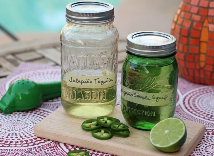 How to Make Jalapeno Tequila - the Finished Elixir | www.artfuldishes.com