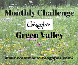 CA- ColourArte Monthly Challenge