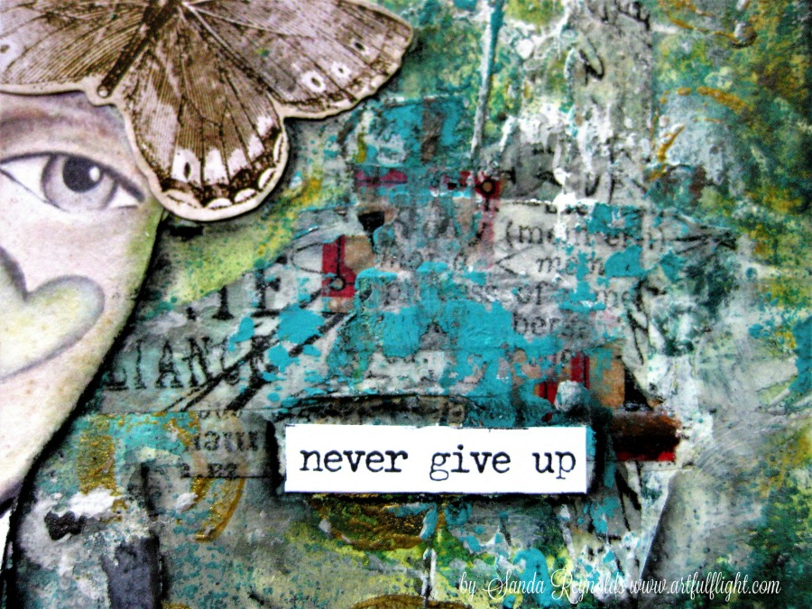"ICAD challenge - Day #7 ""Never give up"""