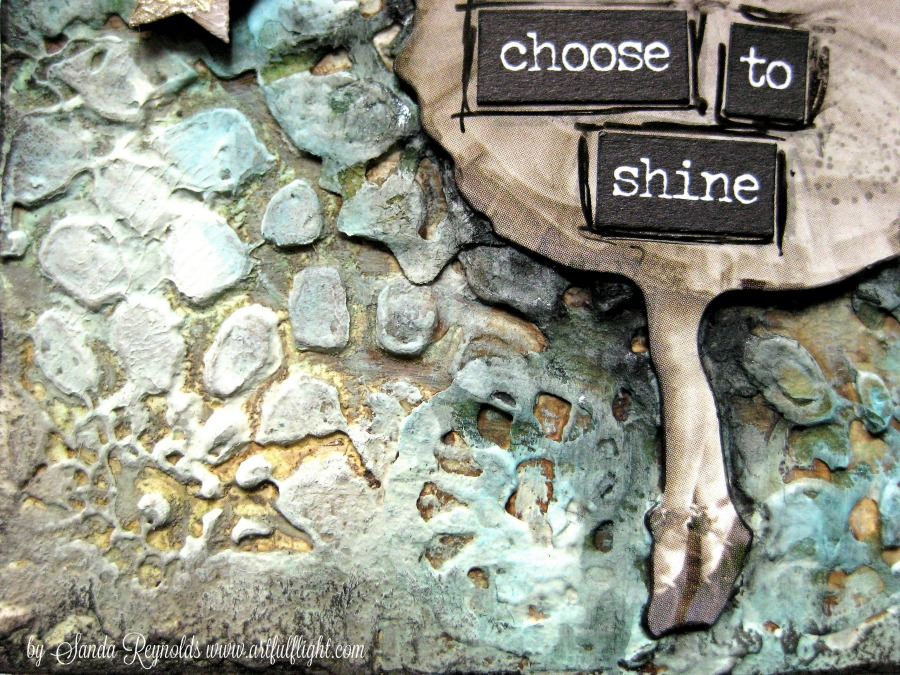 "ICAD challenge- Day #8 ""Choose to shine"""