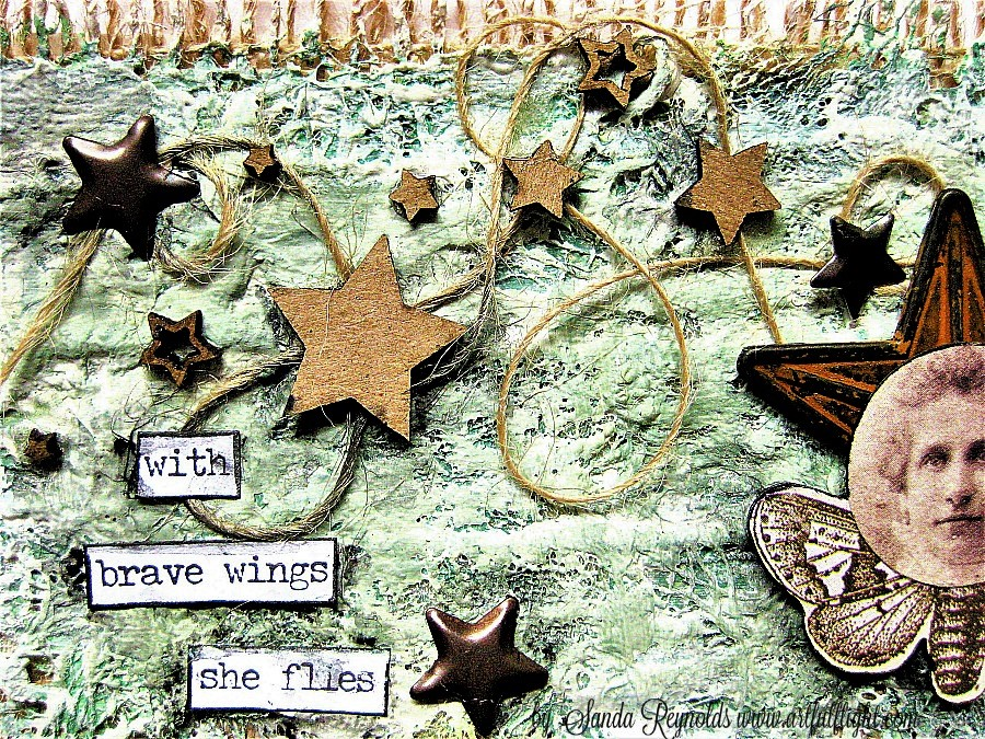 "ICAD challenge - Day #12 ""Brave Wings"""