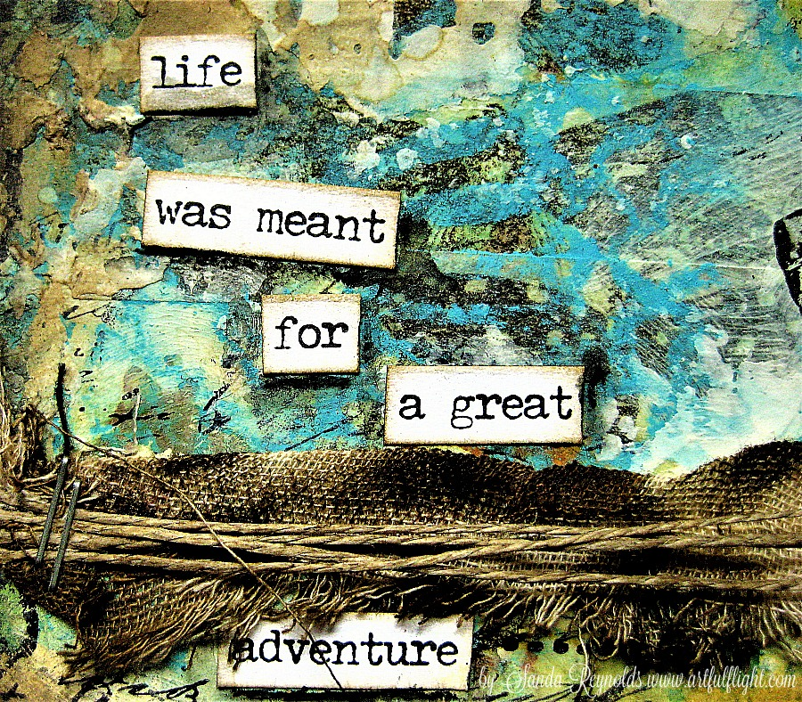 "ICAD challenge - Day #18 ""Adventure"""