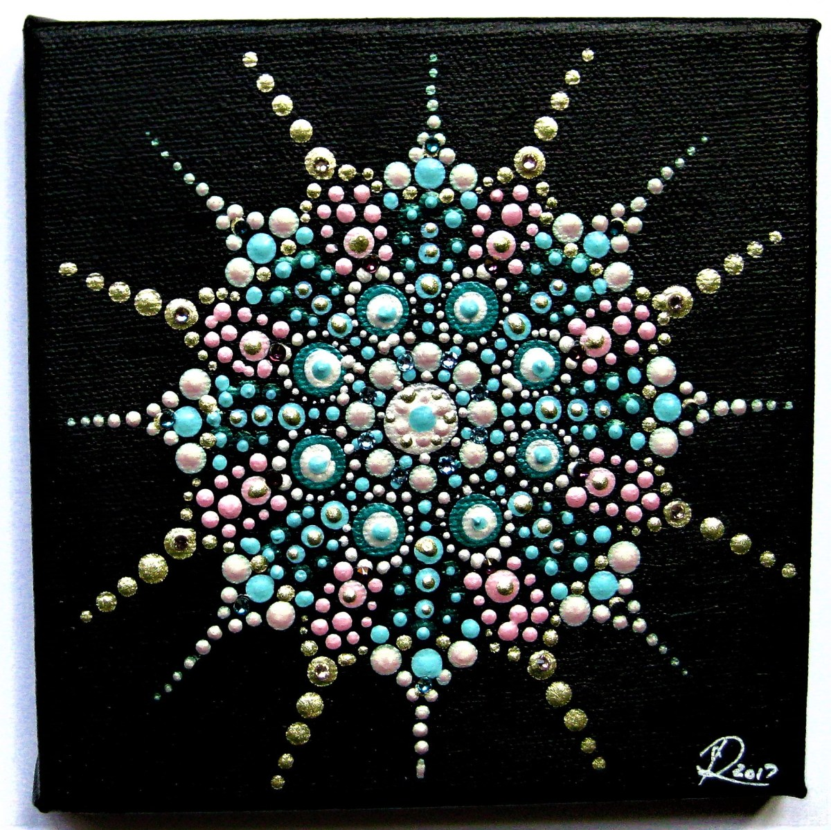 Dot Mandalas and Cyber Week everything SALE