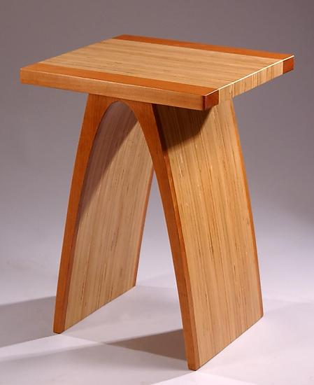 small arch table
