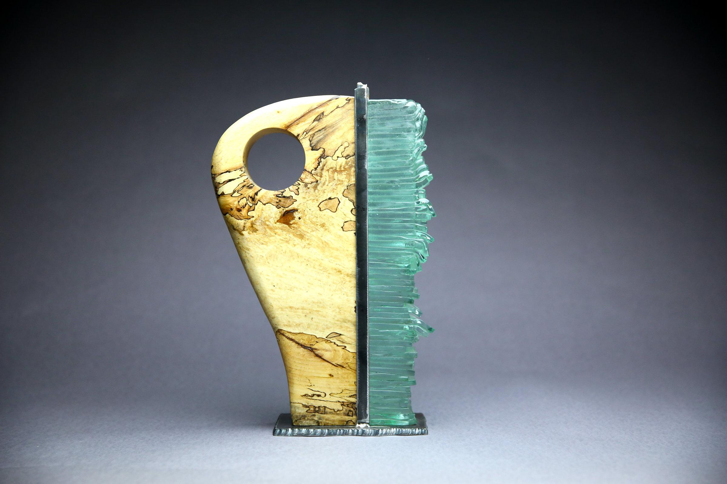 Desire By Mark Wentz Art Glass Amp Wood Sculpture Artful Home