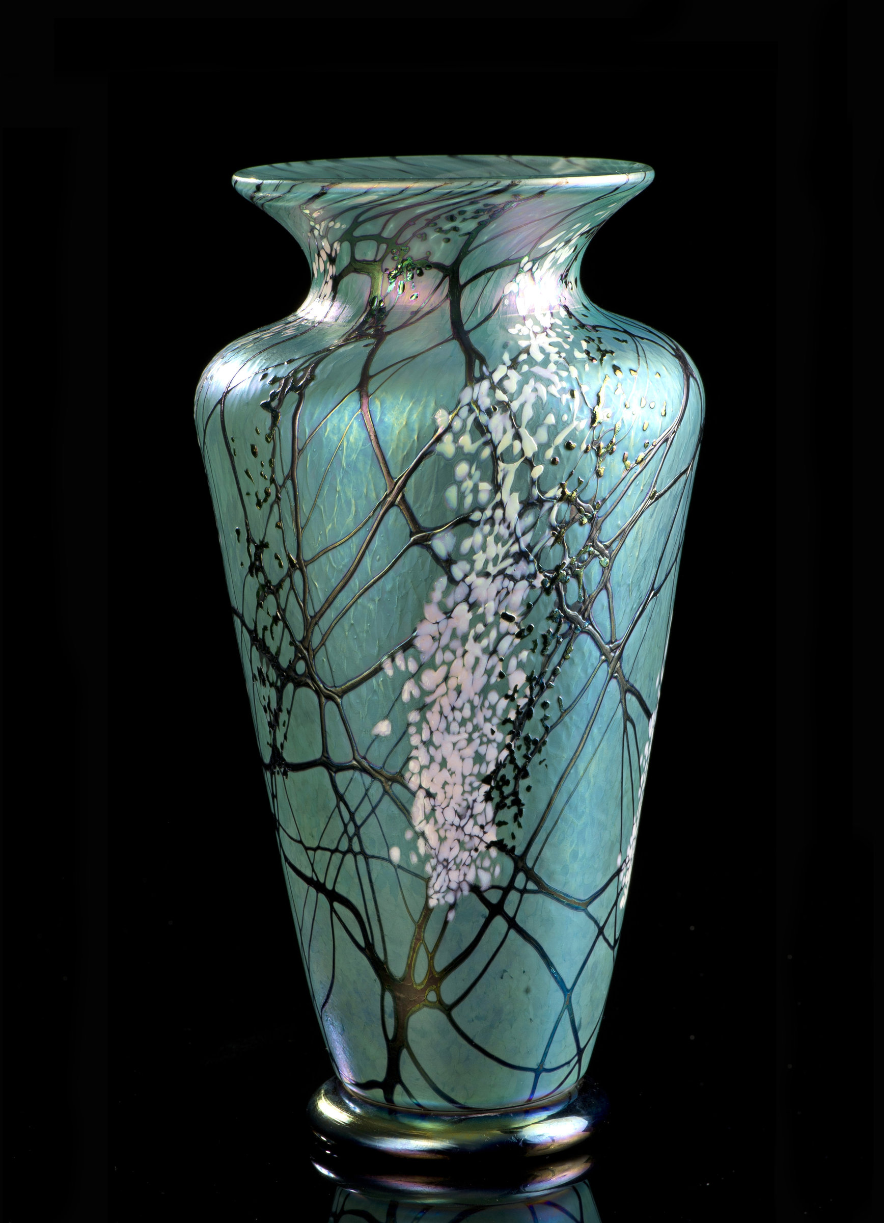 Amazon Traditional Vase By Bryce Dimitruk Art Glass Vase
