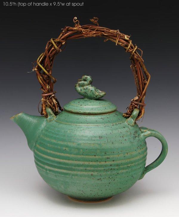 Art Fpd Ceramics - Teapots