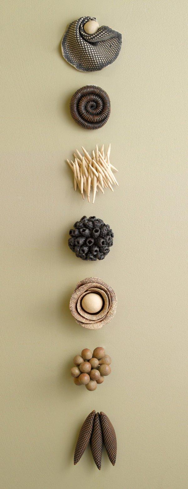 Ceramic Artifacts Kelly Jean Ohl Wall Art