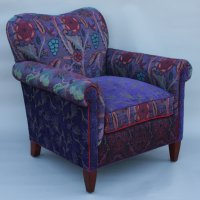 Molly Rose Chair in Concord by Mary Lynn O'Shea ...