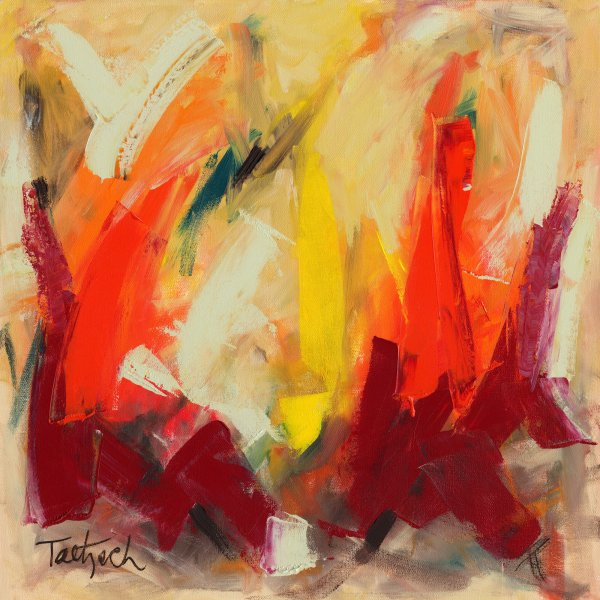 Abstract Art 61 Lynne Taetzsch Acrylic Painting Artful Home
