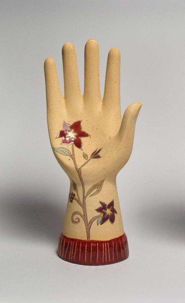 Ceramic Hand Sculpture - Eden Janna Ugone