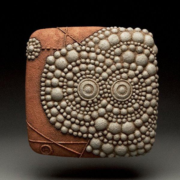 Dot Dance Christopher Gryder Ceramic Wall Art