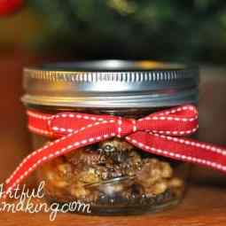 Vanilla Cinnamon Candied Nuts and Healthy Holiday Baking