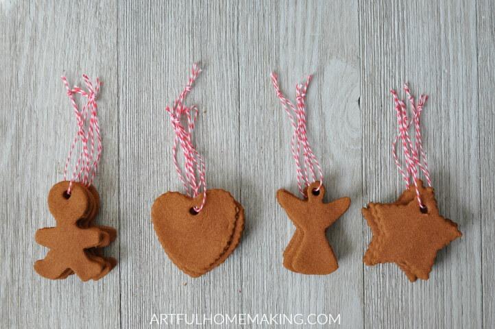 simple handmade ornaments
