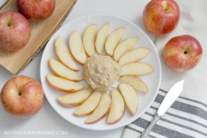 easy apple dip recipe