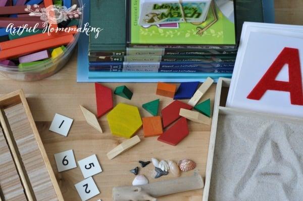 home education plans