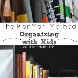The KonMari Method for Kids