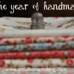 The Year of Handmade