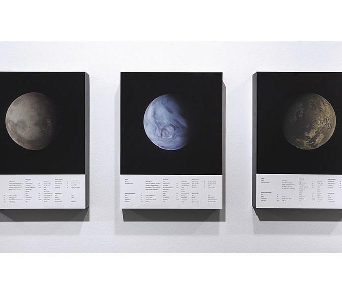 Kerem Ozan Bayraktar -Kepler-452b -Arşivsel pigment baskı | Achival pigment print, 8+1 AP