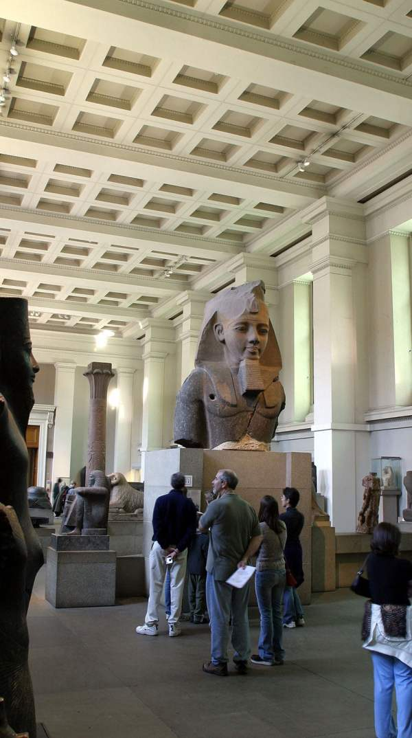 British Museum London - Museums And Galleries Art Fund