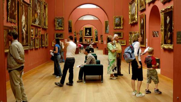 Dulwich London - Museums And Galleries Art Fund
