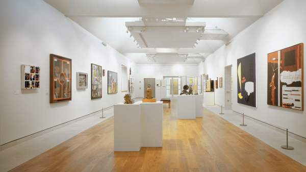 Chichester Pallant House Gallery