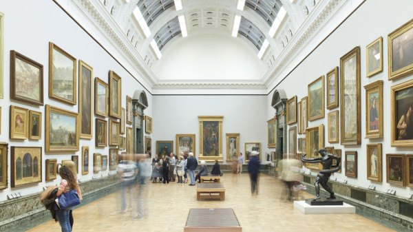 Tate Britain London - Museums And Galleries Art Fund