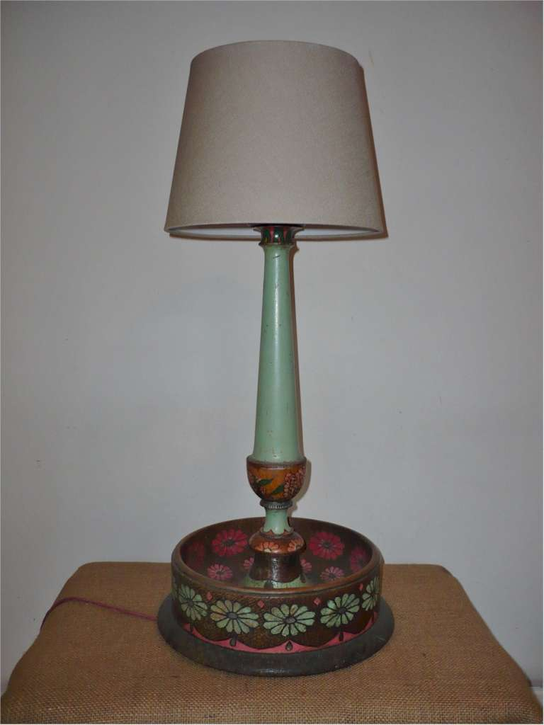 French country farmhouse table lamp