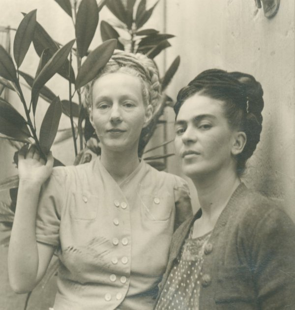 Frida Kahlo And Diego Rivera Art Nsw