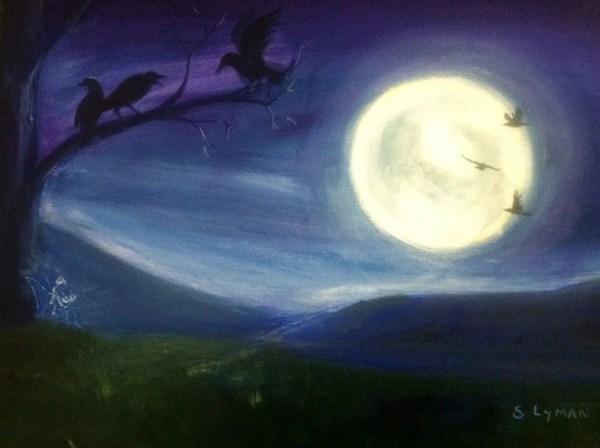 'hunter' Moon' Sue Lyman