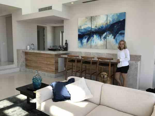 San Diego Contemporary Fine Art Clinet John And Joan Donald Coronado California - Los Angeles