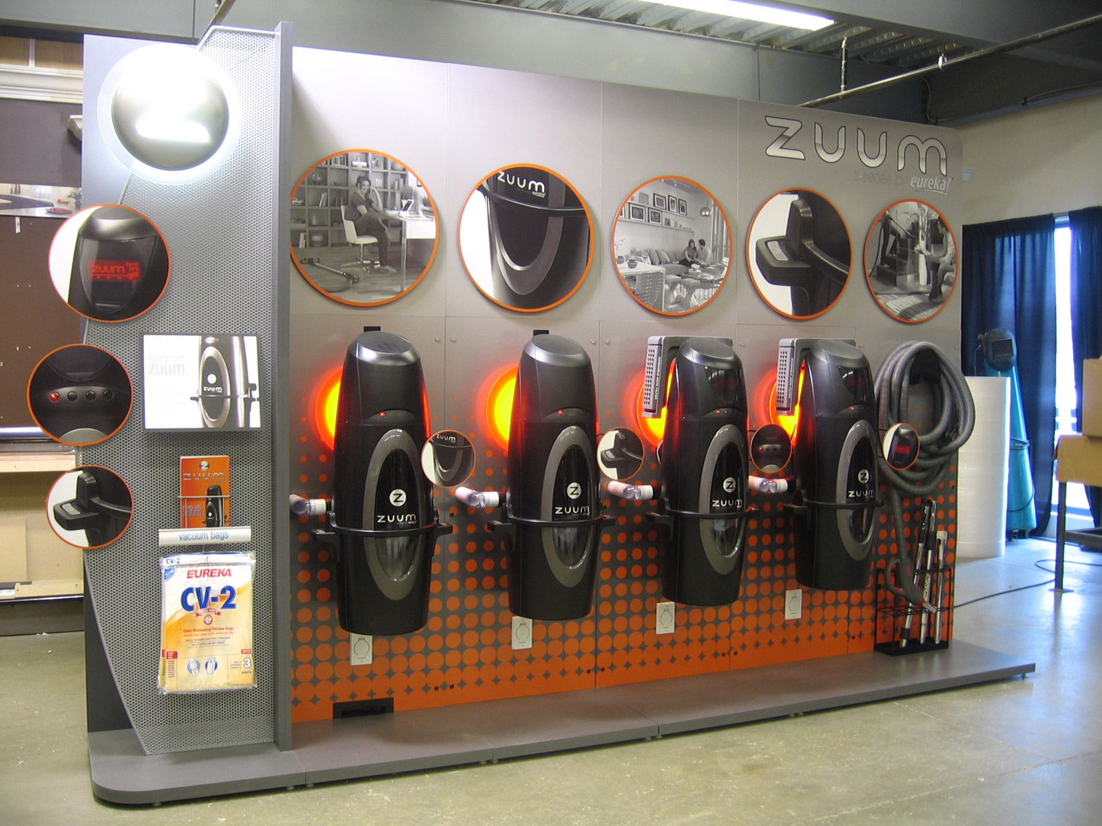 Retail Displays Fixtures Environments