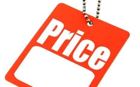 Menentukan harga suatu produk dan jasa