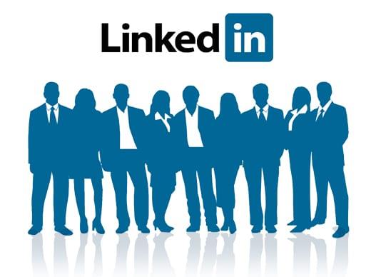 Menggunakan LinkedIn