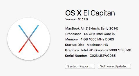 review MacBook air